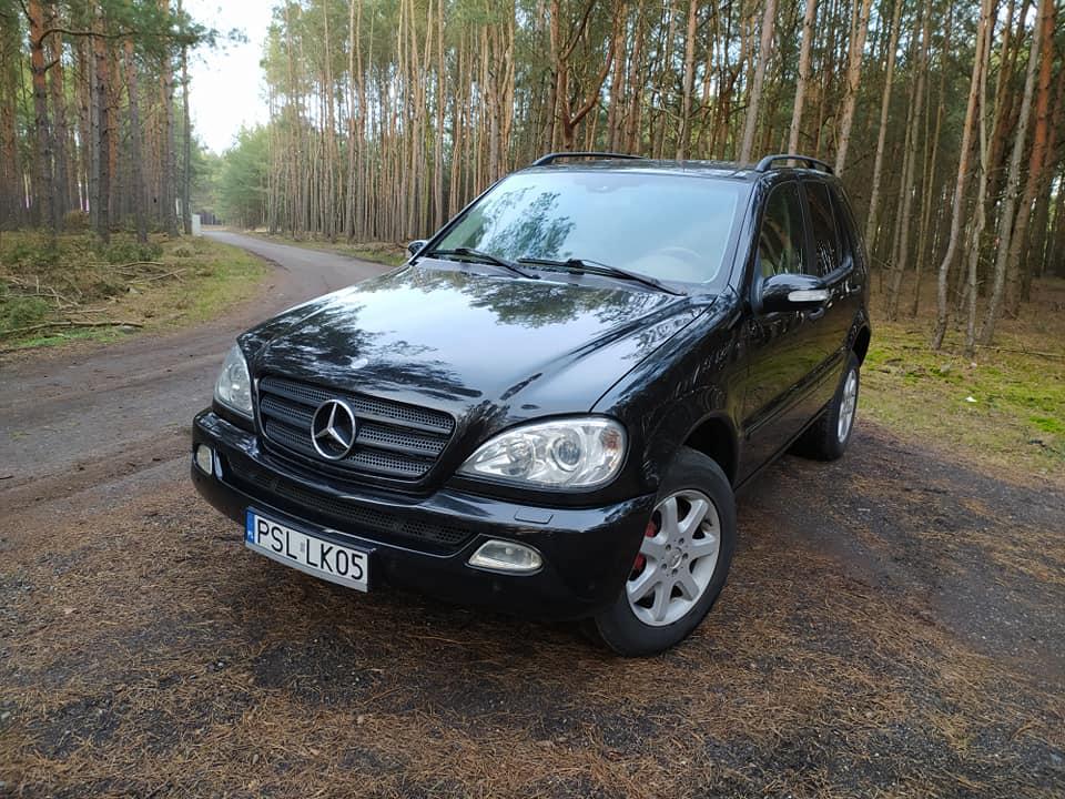 ML – W163 270CDI 2003 – Sprzedany