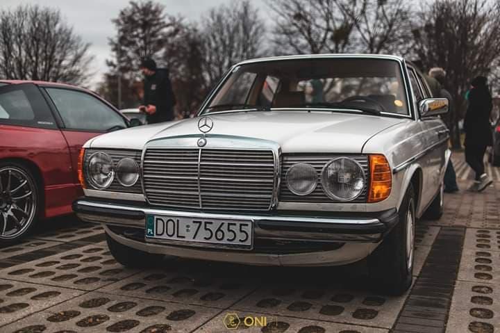 Klasa E – W123 230E 1982 – 35000PLN – Oleśnica