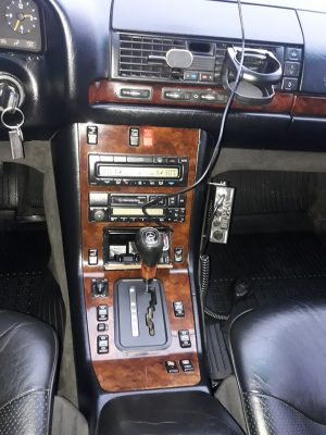 Mercedes W140 350TD Giełda Mercedesów
