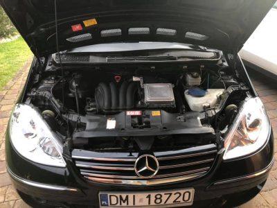 Mercedes W169 150 Giełda Mercedesów