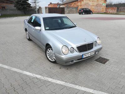 Mercedes W210 220CDI Giełda Mercedesów