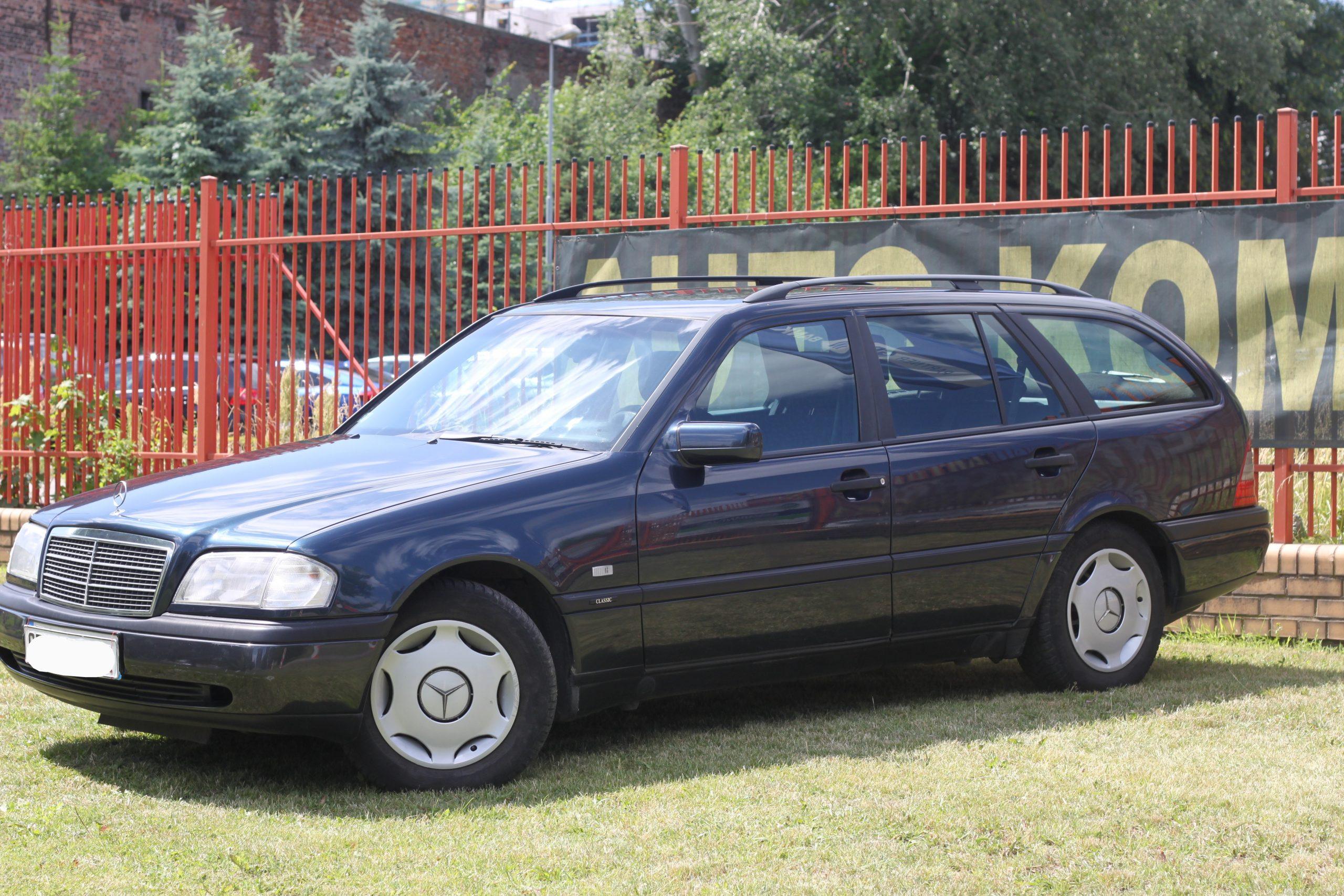 Klasa C – S202 250TD 1997 – 8000PLN – Szczecin