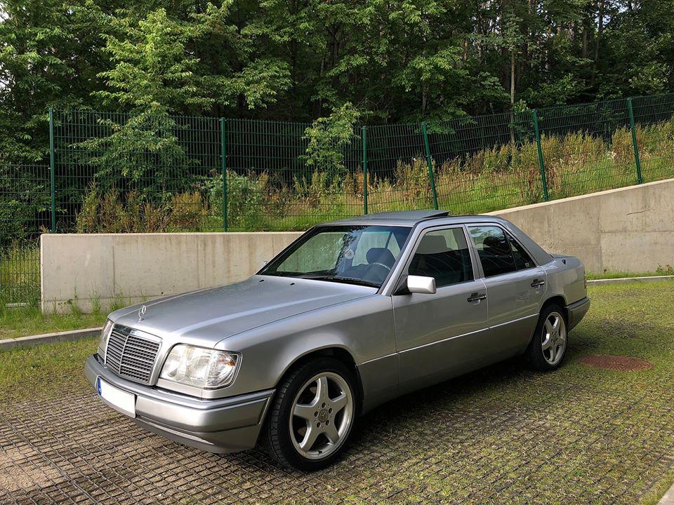 Klasa E – W124 E200 1995 – 14900PLN – Rabka-Zdrój