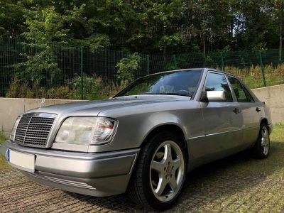 Mercedes W124 E200 Giełda Mercedesów