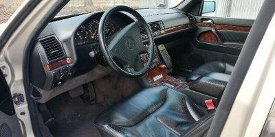 MErcedes W140 500SE Giełda Mercedesów