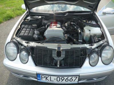 Mercedes W208 200 Kompressor Giełda Mercedesów
