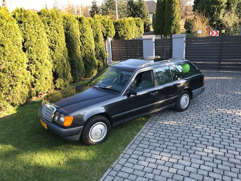 Klasa E – W124 300TDT 1988 – 13900PLN – Kalwaria Zebrzydowska