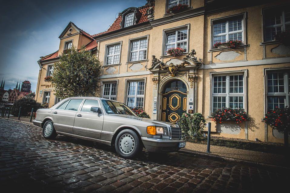 Klasa S – W126 420SEL 1990 – Sprzedany