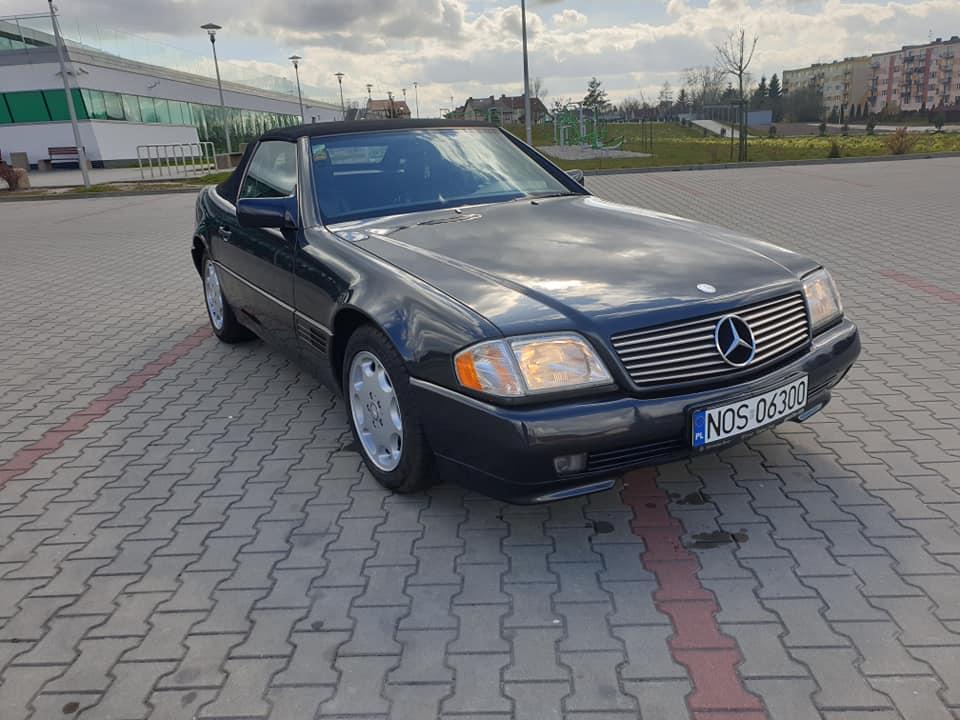 SL – R129 300-24V 1992 – 46500PLN – Morąg