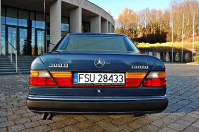 Mercedes W124 300TD Giełda Mercedesów