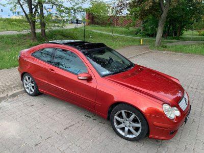 Mercedes CL203 Giełda Mercedesów