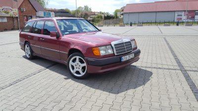 Mercedes W124 300TE Giełda Mercedesów