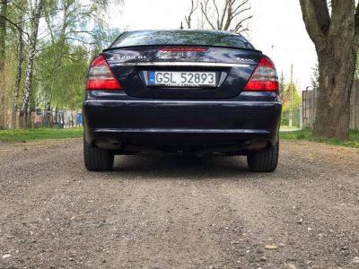 Mercedes W211 4matic Giełda Mercedesów