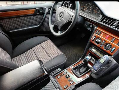 Mercedes W124 300D Giełda Mercedesów