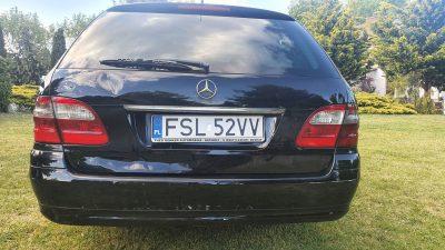 Mercedes S211 220CDI Giełda Mercedesów