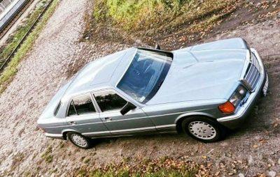Mercedes W126 300SE Giełda Mercedesów