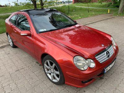 Mercedes C SportCoupe Giełda Mercedesów