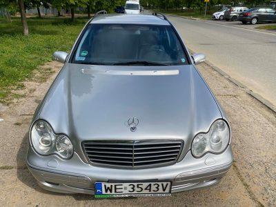 Mercedes S203 220CDI Giełda Mercedesów