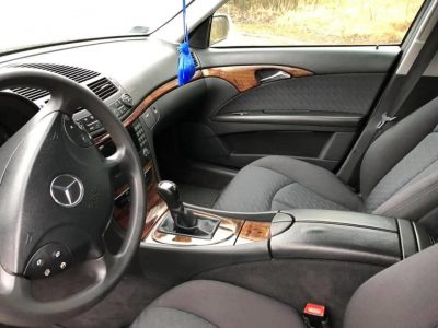 Mercedes S211 200 Kompressor Giełda Mercedesów