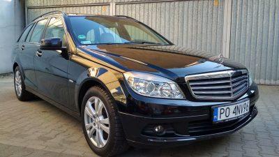 Mercedes S204 180 Kompressor BlueEFFICIENCY Giełda Mercedesów