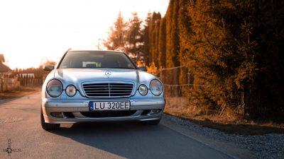 Mercedes S210 320E Giełda Mercedesów