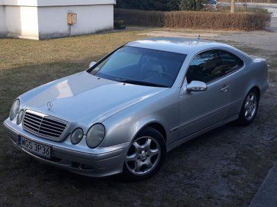Mercedes W208 200 Giełda Mercedesów