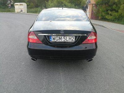 Mercedes C219 320CDI Giełda Mercedesów