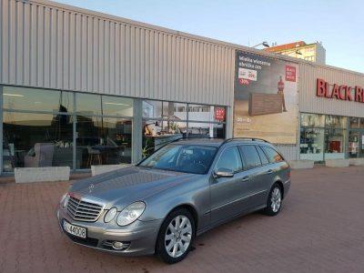 Mercedes S211 320CDI Giełda Mercedesów