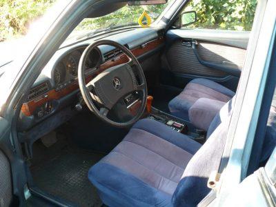 Mercedes W116 280SE Giełda Mercedesów