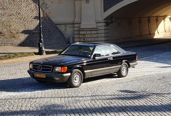 SEC – C126 380SEC 1982 – 70000PLN – Warszawa