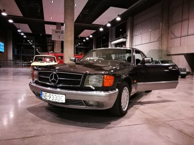 Mercedes C126 560SEC Giełda Mercedesów