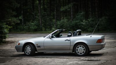 Mercedes R129 SL320 Giełda Mercedesów