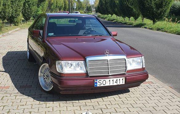 Klasa E – C124 300-24vCE 1992 – 25900PLN – Sosnowiec