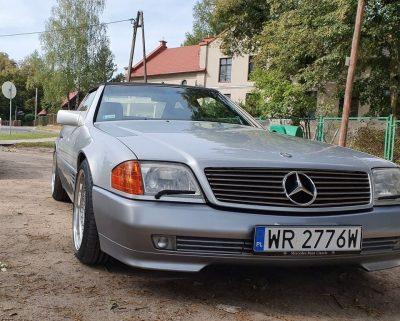 Mercedes R129 300-24V Giełda Mercedesów
