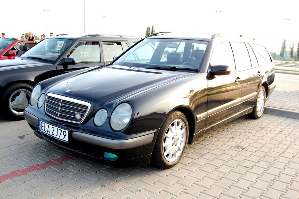 Klasa E – S210 270CDI 2000 – Sprzedany