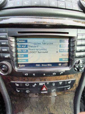 Mercedes S211 270CDI Giełda Mercedesów