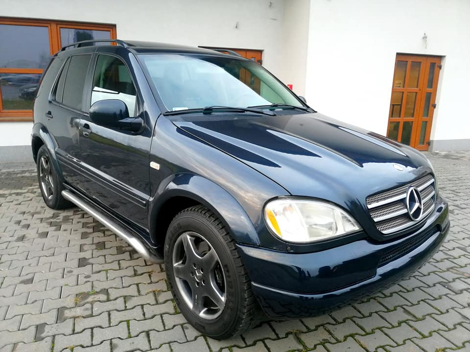 ML – W163 550 2000 – 20000PLN – Zduńska Wola