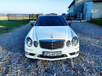 Mercedes W211 E63 AMG Giełda Mercedesów