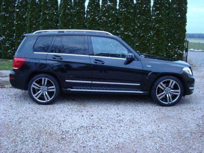 Mercedes GLK Giełda Mercedesów