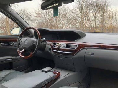 Mercedes W221 S550 Giełda Mercedesów