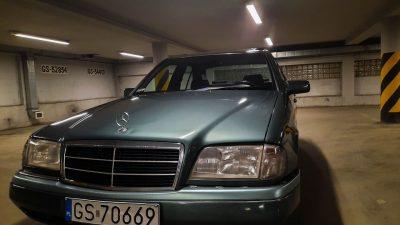 Mercedes W202 C180 Giełda Mercedesów