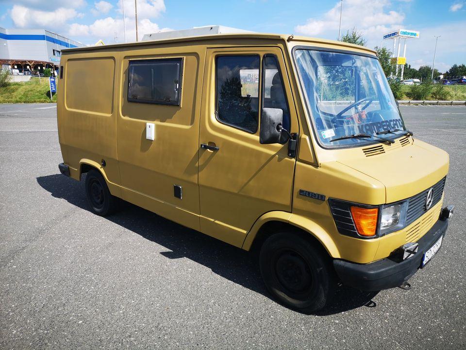 Transporter T1 – W601 209D 1988 – 19890PLN – Dąbrowa Górnicza