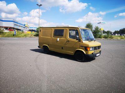Marcedes Transporter T1 - W601 209D Giełda Mercedesów