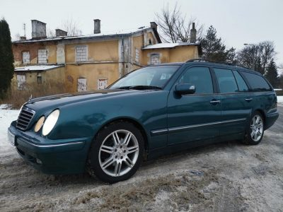 Mercedes S210 270CDI Giełda Mercedesów