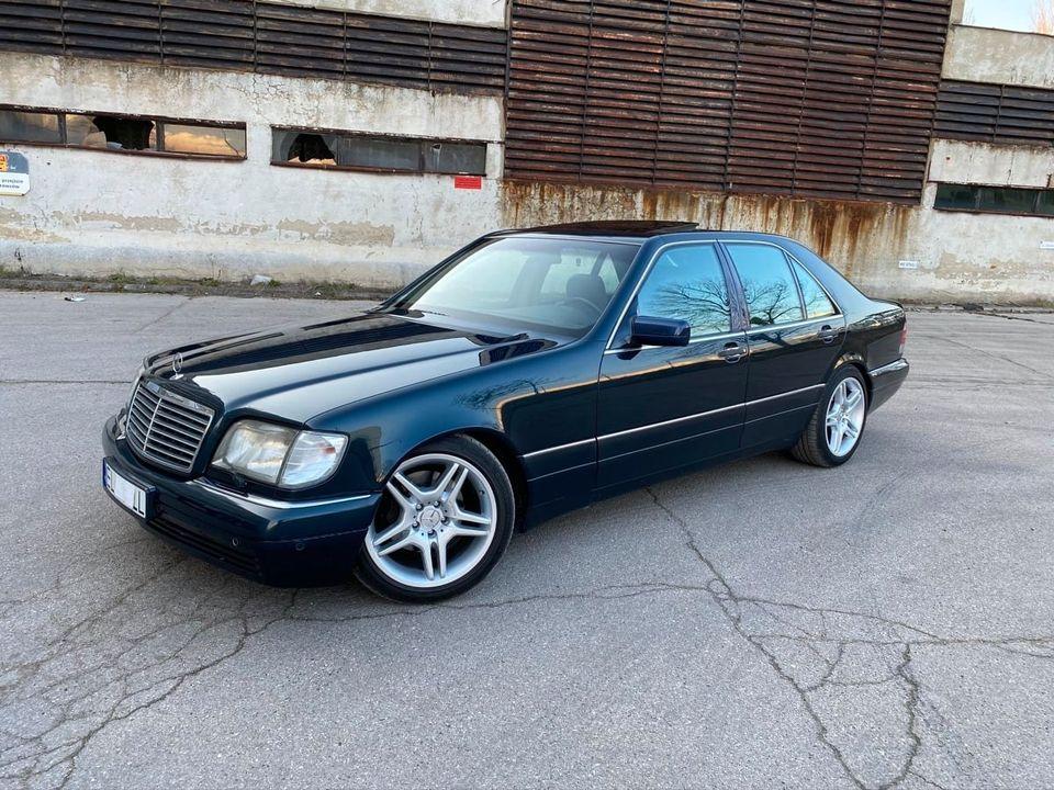 Klasa S – W140 S300DT 1996 – 49900PLN – Nowosolna