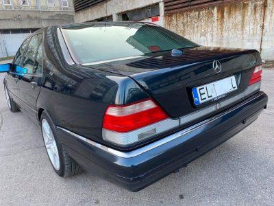 Mercedes W140 S300DT Giełda Mercedesów