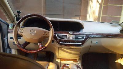 Mercedes W221 S320CDI Giełda Mercedesów