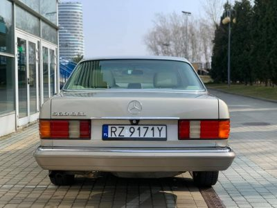 Mercedes W126 560SEL Giełda Mercedesów