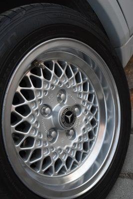 Mercedes W201 190E Giełda Mercedesów