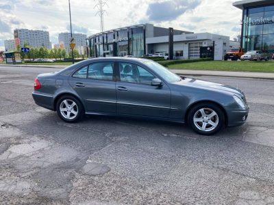 Mercedes W211 280CDI Giełda Mercedesów